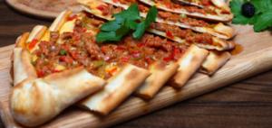 Turkish Pizzas