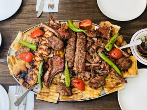 OTTOMAN SPECIAL (Recommended for 4-6 person)